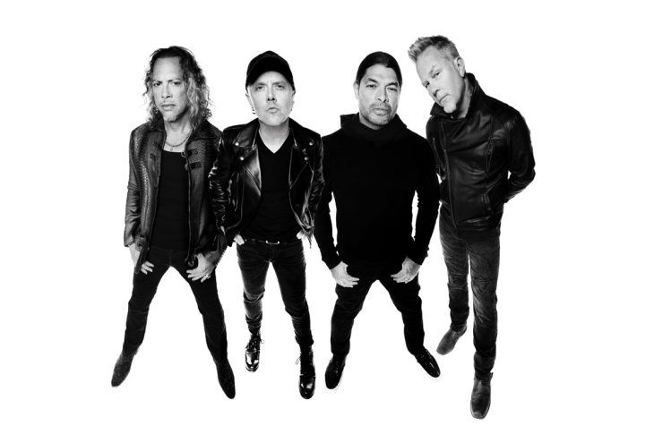 METALLICA TO RELEASE REMASTERED GARAGE DAYS
