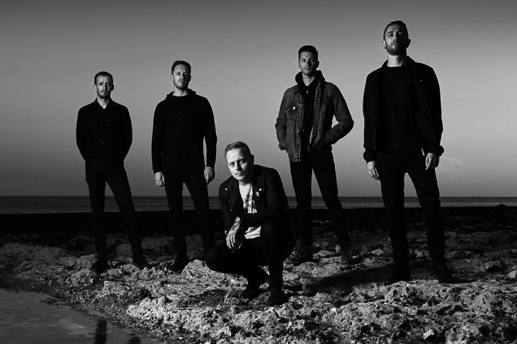 Architects - Press Photo by Ed Mason