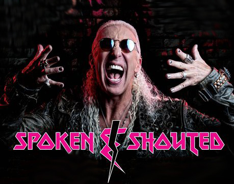 Dee Snider Spoken Shouted